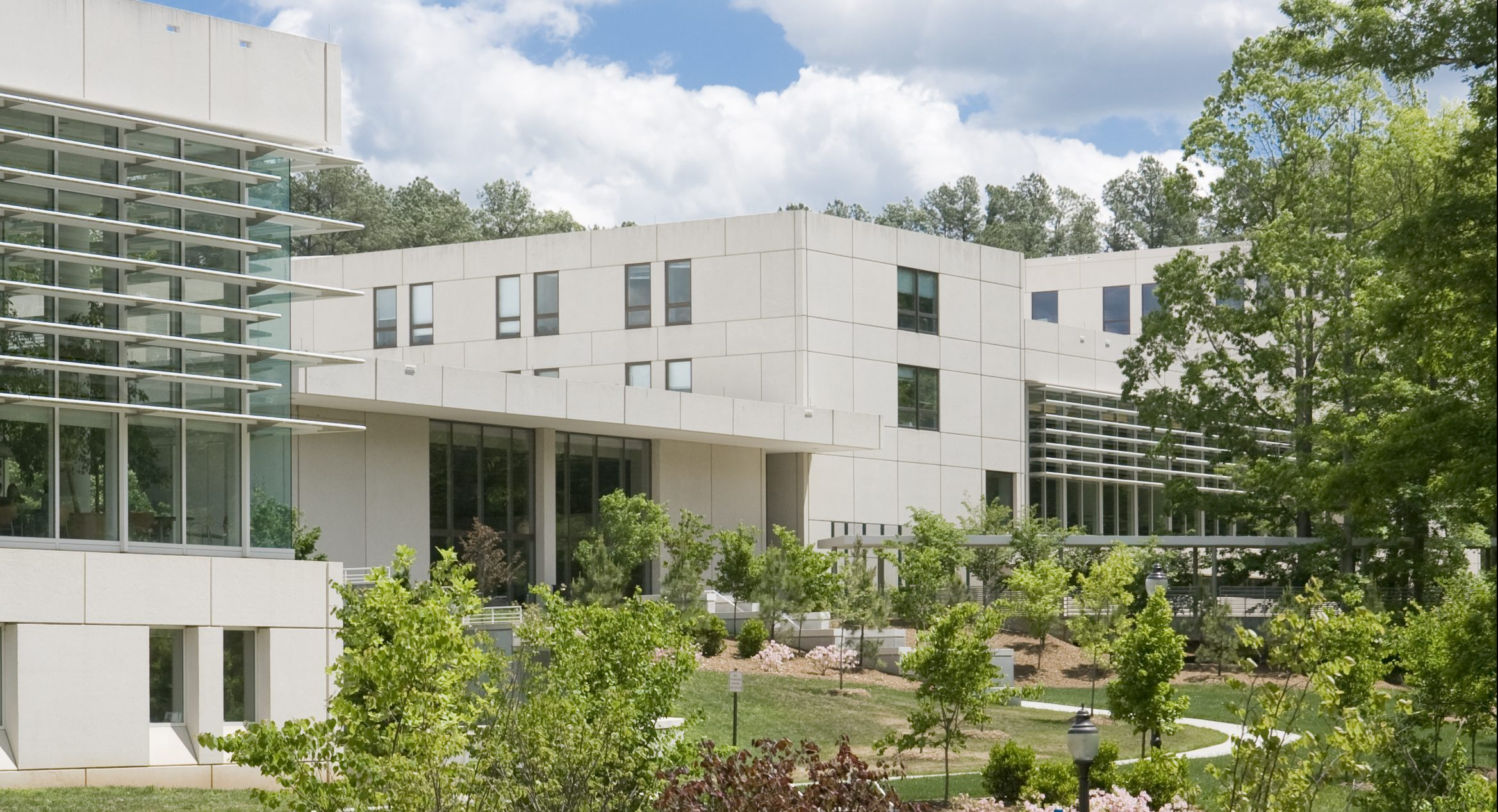 Fuqua School of Business in Spring
